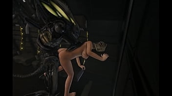 Mother Is Sucking A Monster Cock