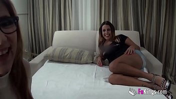 Jenna the Canarian broad gets creampied by her boyfriend Dany