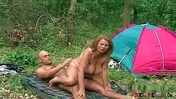 mature fucking in the forest (1) 1 time anal