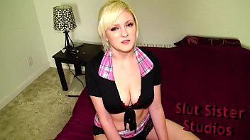 Sister Blackmailed And Creampied FULL-Courtney Scott