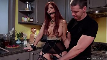 Milf housewife is fucked by master