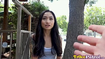 TRIKEPATROL Moaning Filipina Avery Black Enjoys Every Inch