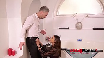 Alyssia Kent rides real estate agent's massive cock GP760