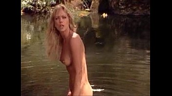 Young female celebrities exposed nude Tanya roberts real nude sex scene from sheena