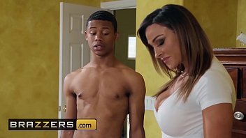 Mommy Got Boobs - (Aubrey Black, Lil D) - Its Okay Youre Just A Grower - Brazzers thumbnail
