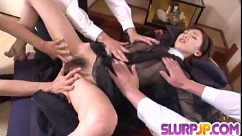 Kanon Hanai Fucked In The Ass And Made To Swallow