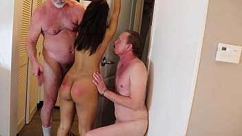 Sarah Lace (BMD1-1) Part 1 Anal Blowjobs Spit Roasted BDSM Threesome