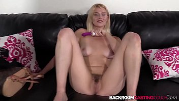 Gorgeous amateur Charley casting cowgirl before cum in mouth preview image