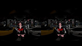 EvilEyeVR - Grid Girl with speed racer chick Veronica Valentine thumbnail