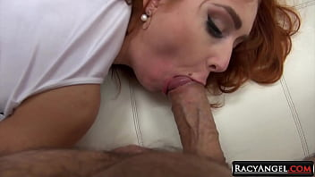 Mia Cruise is Cock Hungry Anal Loving Redhead Babe That Meets Chad Rockwell For A Racy Sex