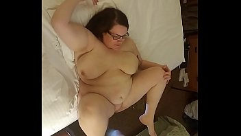 Bbw huge tit wife fucked and creampied