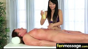 Massage and Gorgeous Passionate sex 6