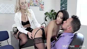 Office Sluts & Their Disciplined Cock- Adrian Hush & Alexis Monroe