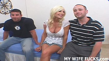 Watch Your Wife Riding A Male Pornstars Big Cock