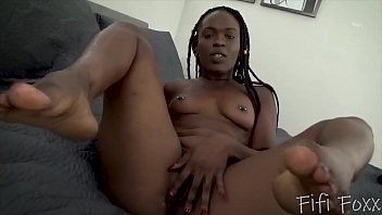 Black Girlfriend Wants You to Impregnate Her - Creampie, POV