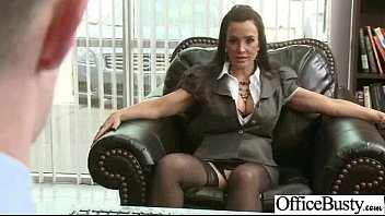 Sex Tape In Office With Big Round Boobs Sexy Girl (lisa ann) video-21 image