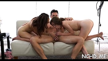 Nubiles get big o at the casting