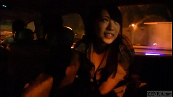 Why japanese cars suck Japanese ghost hunters covert blowjob in car subtitled