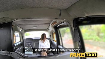Fake Taxi Cracking Arse And Great Tits