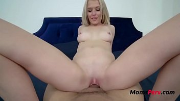 Son's Quicky With Blonde Mom- Tiffany Fox