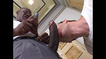 Gay urban Stud loves gay black cock