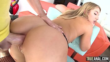 Anal mikes True anal candice dare loves getting her butt stretched