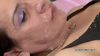 Pretty transsexual offers mouth and ass Vol. 25