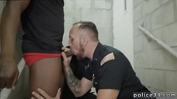 Hairy chest cop stud men naked have forgotten
