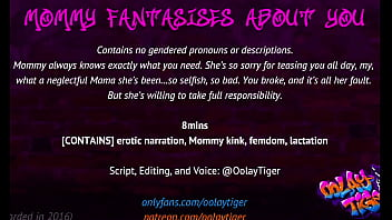 Mommy Fantasises about you | Erotic Audio Narration by Oolay-Tiger