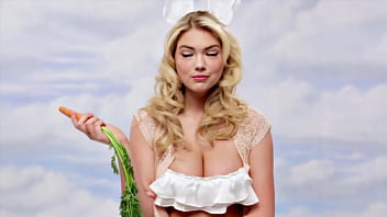 Love Presents Kate Upton in Peter Cottontail