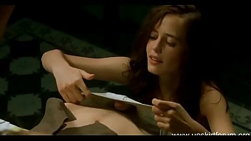 Hot and sexy celebrities fucking Eva green porn and sex