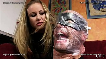 Sexy Sarah Jain-  Sadistic Hand Smother Domination