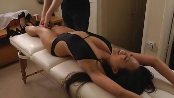 Ayla Sky - Stretched Out, Stripped, and Tickled