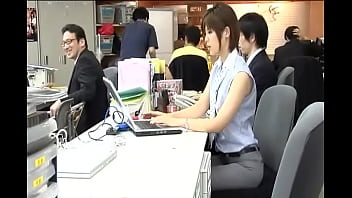 Japanese Girls Nude At Work ENF Part 3