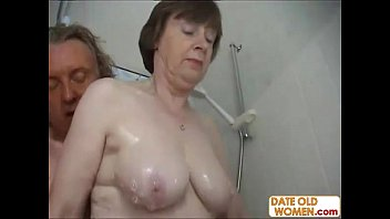 Mature couple intercourse