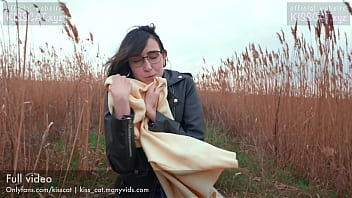 I'm Cold, Warm Me & Cum on Pussy - Public Agent PickUp Russian Student to Outdoor Real Fuck