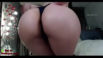 Busty Korean Girl Plays With Her Sexy Ass