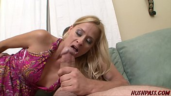 Giant White Cock for Sweet Babe
