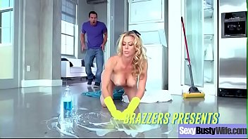 (Alexis Fawx) Sexy Busty Wife Love Hardcore Action Sex  movie-01