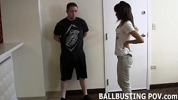Your balls are in serious trouble boy
