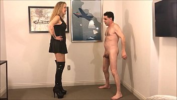 Mature lady ballbusters Ballbusting: mistress kristyna dark destroys the testicles of andrea diprè