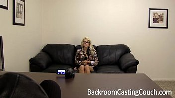 Anal Angel Creampie Casting
