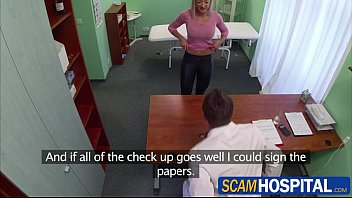 Insurance sexual health doctor - Gorgeous blonde victoria gets rammed by the doctors dick