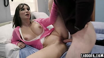 Pregnant nymphomaniac MILF Lexi Luna can't get enough of cock during her pregnancy and lets every man that cross her way to fuck her!