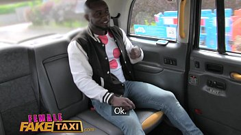 Female Fake Taxi Hot sweaty fucking pays taxi fare thumbnail