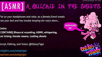 [ASMR] A Quickie in the Sheets | Erotic Audio Play by Oolay-Tiger 6 min