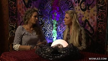 Spiritual Woman And Her Much Y. Client - India Summer, Athena Faris