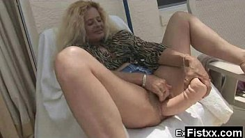 Ty fist Hot vagina fisting milf secretly screwed