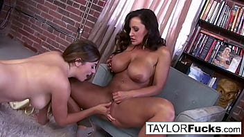 Hot First Time With Lisa Ann