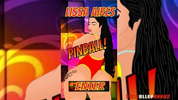 Lissa Aires big booty Pinball